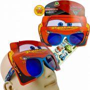 Óculos De Sol Infantil Carros Disney Proteção Contra Raios Uv-400