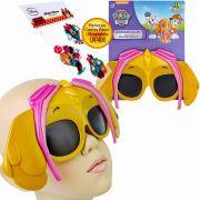 Óculos De Sol Infantil Patrulha Canina Proteção Raio Uv-400