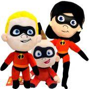 Os Incríveis Pelúcias Fantásticas Família De Super Heróis