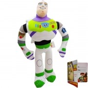 Pelúcia Buzz Lightyear Toy Story Disney - Long Jump