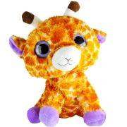 Pelúcia Girafa Olhos Grandes Pop