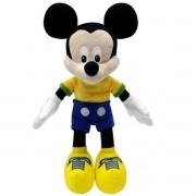Pelúcia Mickey Boneco da Copa Long  Jump - Disney