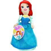 Pelúcia Sereia Ariel Boneca Princesa Disney  Taimes