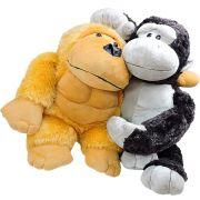 Pelúcias de Gorilas Grandes Macacos Importados