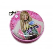 Porta Moeda de Lata Miley Cyrus Hannah Montana Disney
