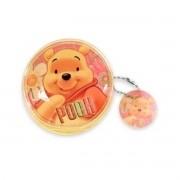 Porta Moeda de Plástico Ursinho Pooh Disney