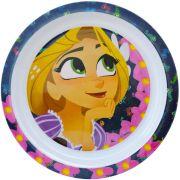 Prato Infantil Rapunzel Enrolados Disney - Gedex