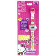Relógio de Pulso Infantil Hello Kitty - Intek