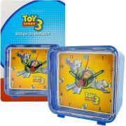 Relógio Despertador Toy Story Buzz Ligthyear