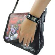 Relógio Digital Bracelete Monster High Mais Bolsa Operetta
