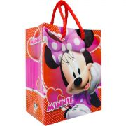 Sacola Minnie Mouse 12 unidades Lembrancinha Aniversário