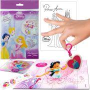 Sacolinha Surpresa Jasmine com Chaveiro Princesas Disney