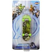 Skate de Dedo Hulk Vingadores Marvel - Toyng