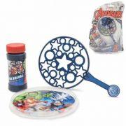 Super Bolhas De Sabão Vingadores Marvel Toyng