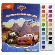 Super Livro para Colorir Carros Disney - DCL