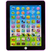 Tablet Magic Rosa 54 Atividades Funções Educativa e Didática