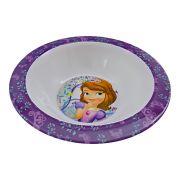 Tigela Infantil Princesa Sofia Decorada Disney