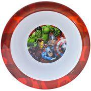 Tigela Infantil Vingadores Marvel - Etihome