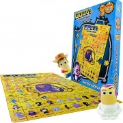 Toy Story Buzz E Woody Disney Gogos + Quebra-cabeça + Cromos