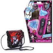 Trançador de Cabelos Monster High Intek Mais Bolsinha Operetta