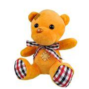 Urso De Pelúcia Baby Ursinho Caramelo Fofinho