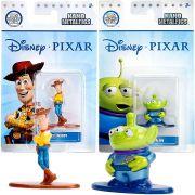 Woody E Alien Miniaturas Toy Story Diecast Disney Pixar Dtc