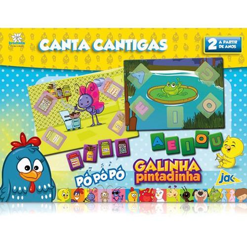 Galinha Pintadinha Jogo Canta Cantigas Toyster