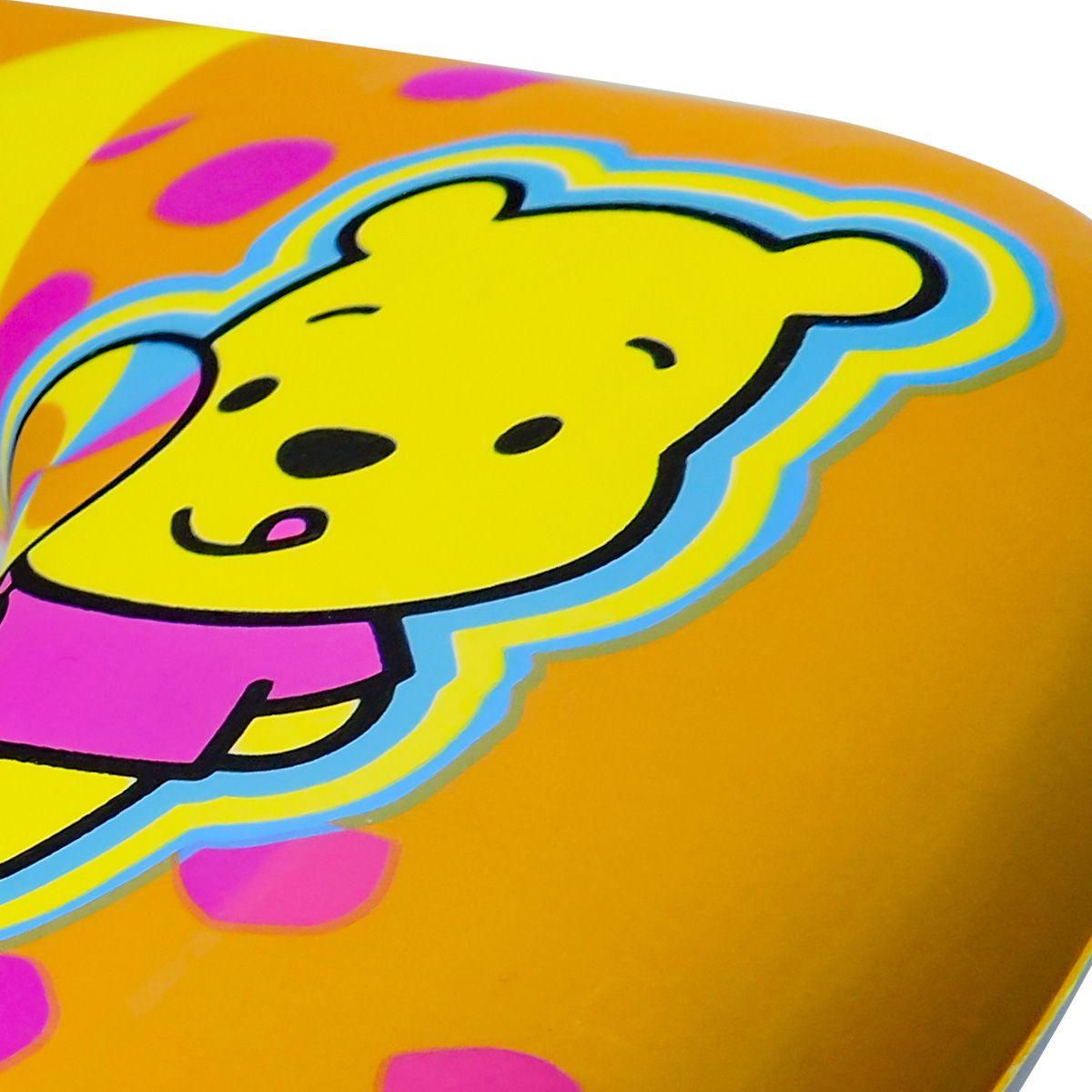 Adaptador Redutor Assento Vaso Sanitário Infantil Pooh Cuties Disney - Gedex