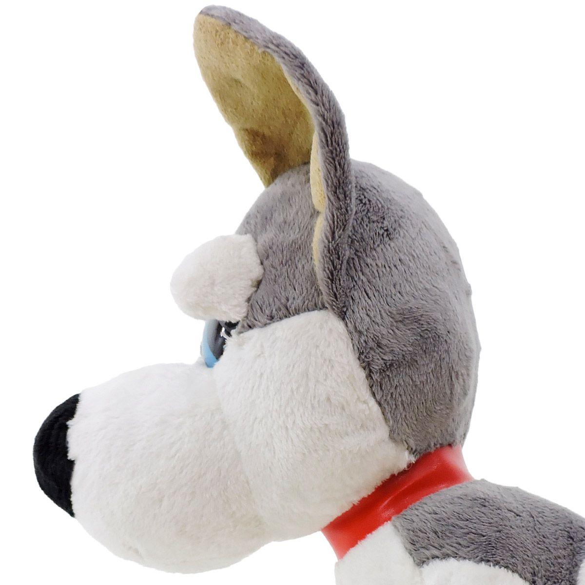 Cachorro de Pelúcia Cachorrinho Filhote Husky