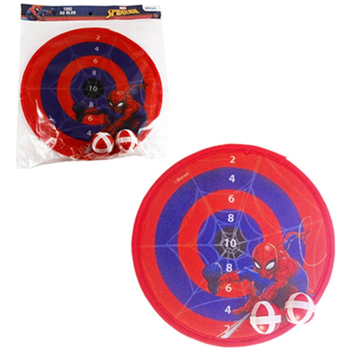 Jogo Tiro ao Alvo Homem Aranha Pontaria Competição Divertida