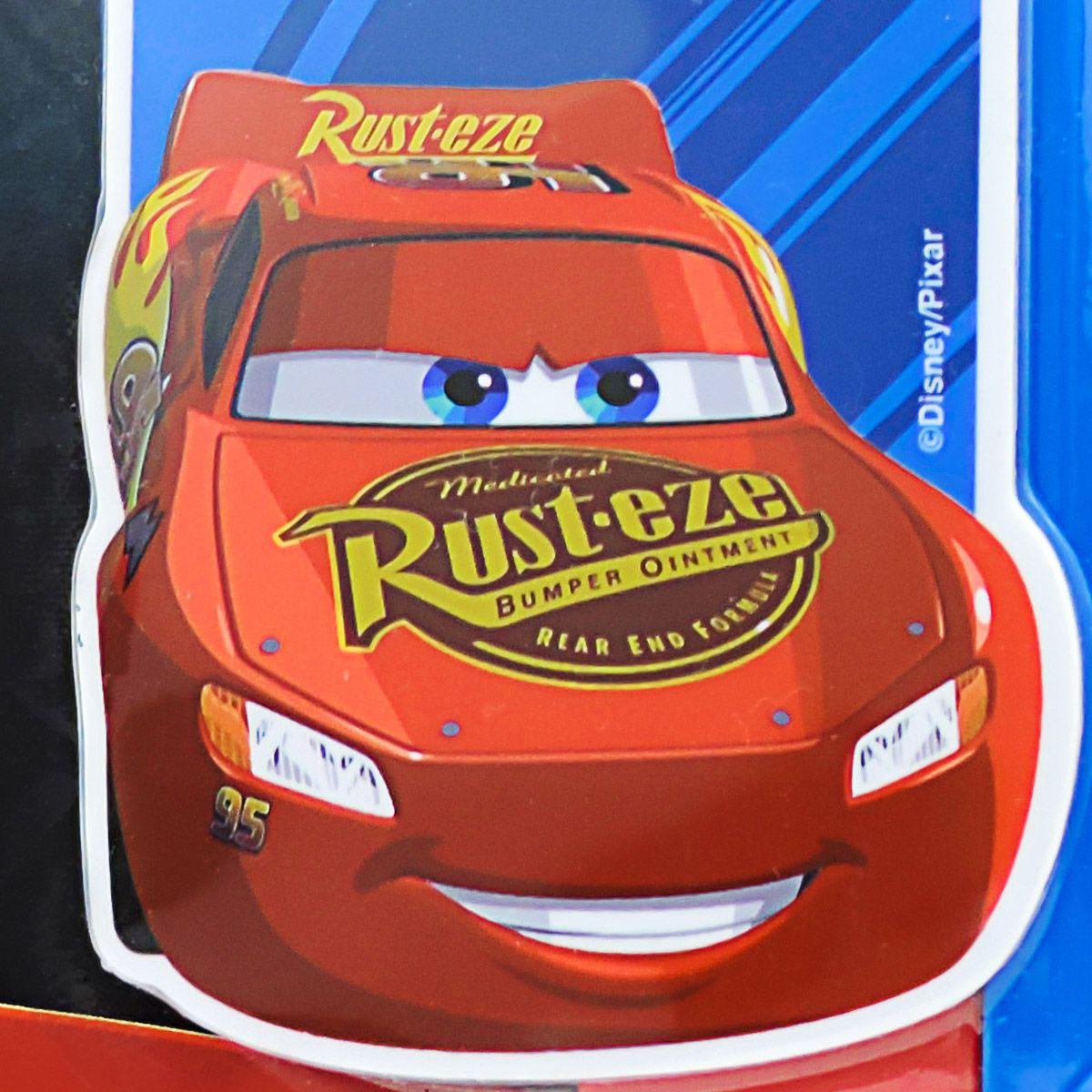 Lousa Mágica Carros com Caneta Disney Pixar Cars
