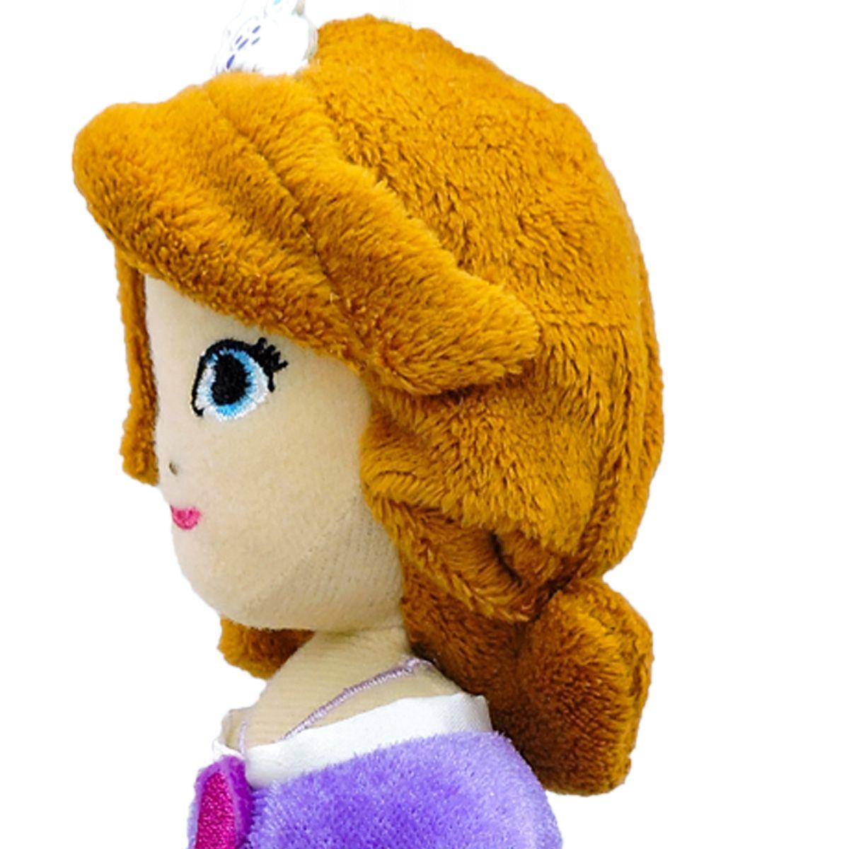Pelúcia Boneca Princesinha Sofia Disney