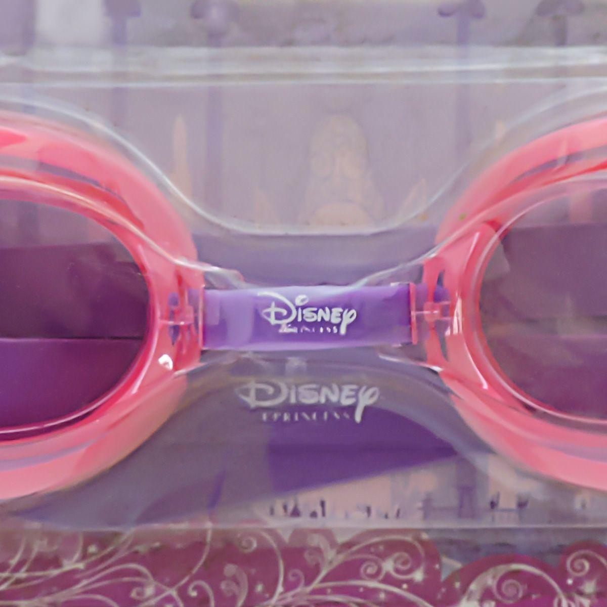 3bce92362 Óculos de Natação Infantil Princesa Disney Lentes de Cristal - Omega ...