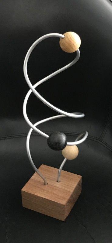 Alexandre Stefani - Composição com esferas
