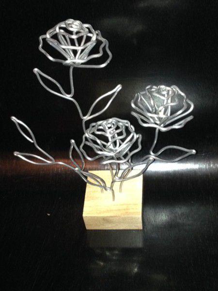 Alexandre Stefani -Rosas Bouquet 3 flores