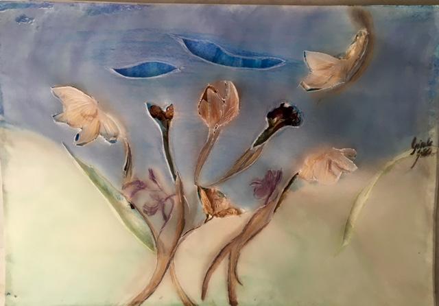 Gisele Gobbo - Coletânea de Flores II