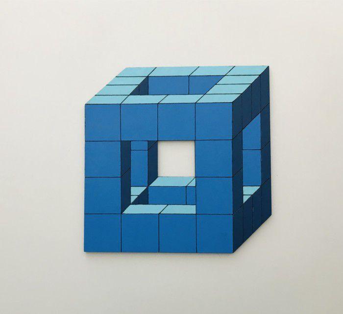 Gustavo Freiberg - Cubo ao quadrado