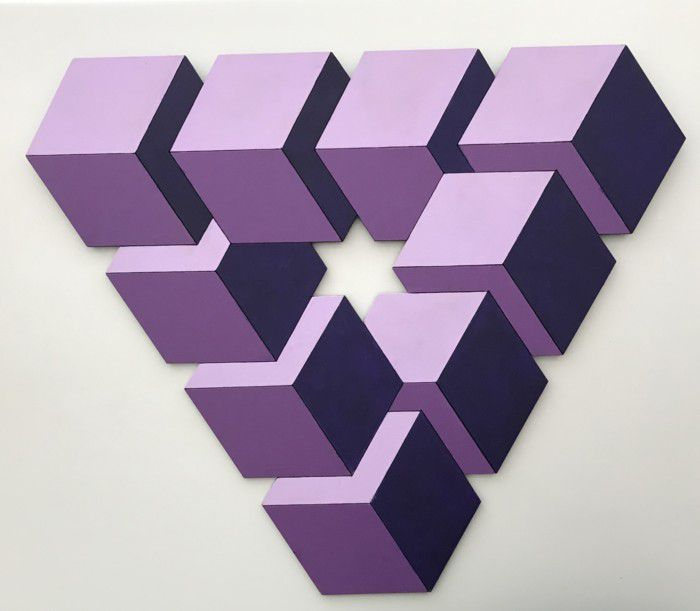 Gustavo Freiberg - Cubos Triangulares