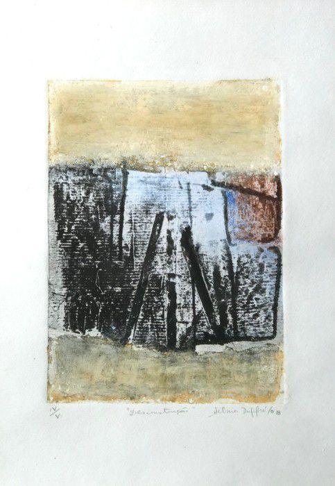 Selma Daffre - Desconstruçãoi I