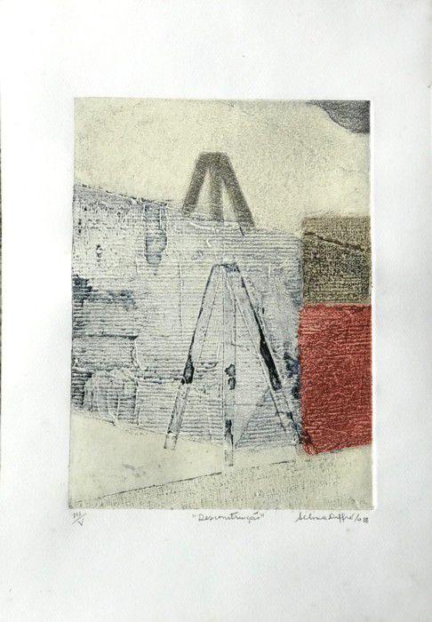 Selma Daffre - Desconstruçãoi IV