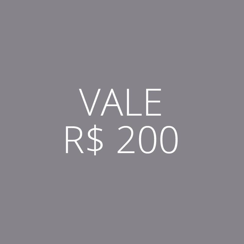 VALE OBRA 200
