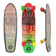 Cruiser Kryptonics Skate Life 30x8