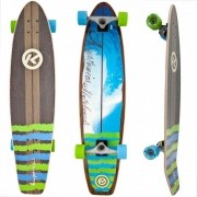 Longboard Kryptonics Tube View 36'