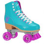 Patins Quad Elite Roller Derby Candi Girl Sabina Mint (Hortelã)
