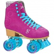 Patins Quad Roller Derby Candi Girl Carlin Raspberry
