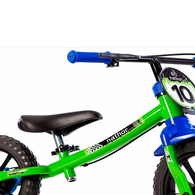 Bicicleta Nathor Balance Bike Boy