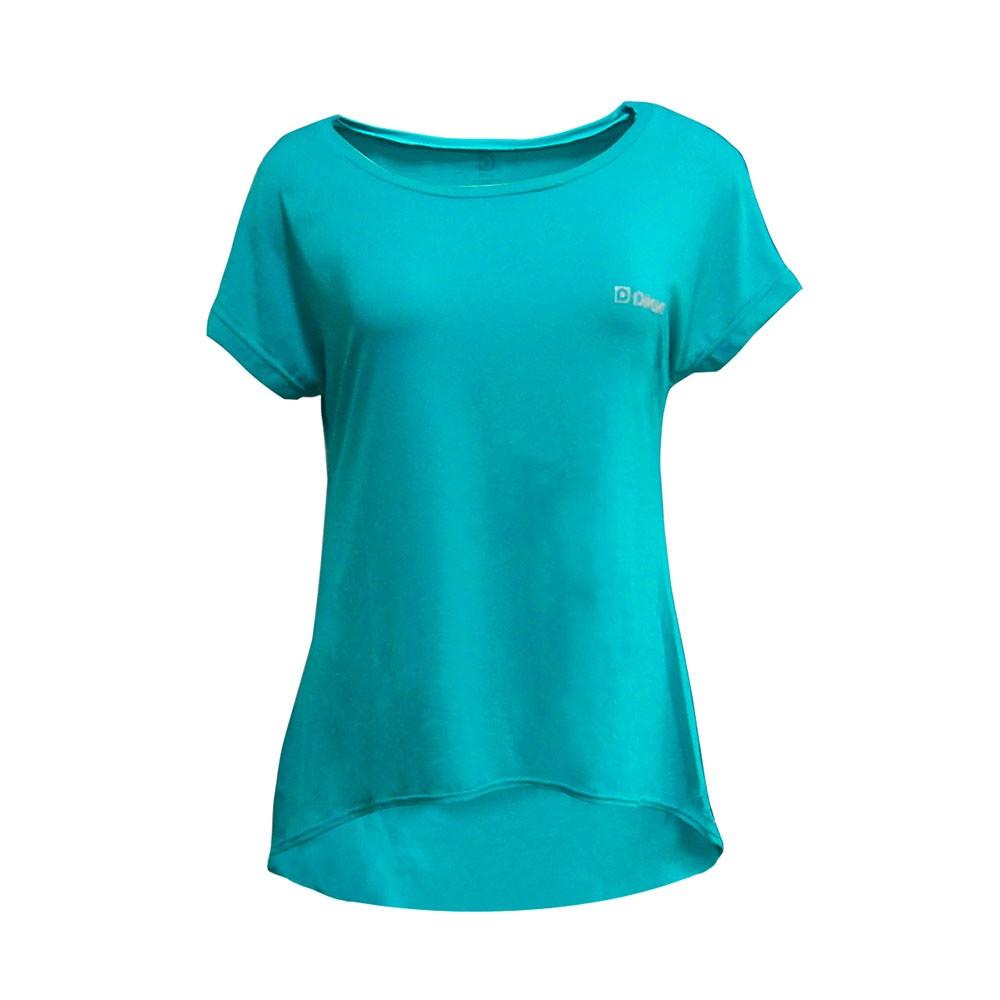 Camiseta Feminina Mullet CLN Divoks com Proteção UV e Bacteriostático