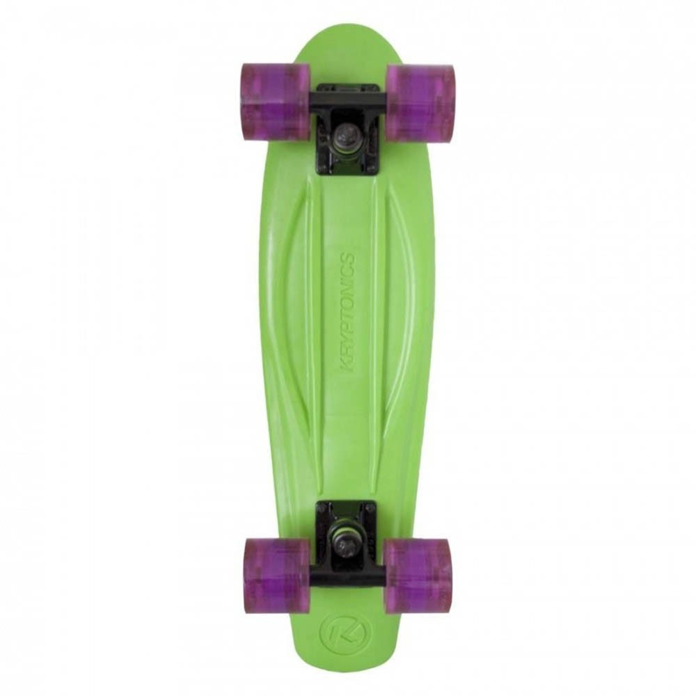 Cruiser Torpedo Kryptonics Green 22,5x6