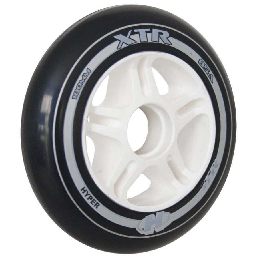 Kit de Rodas Hyper XTR Black (8un)