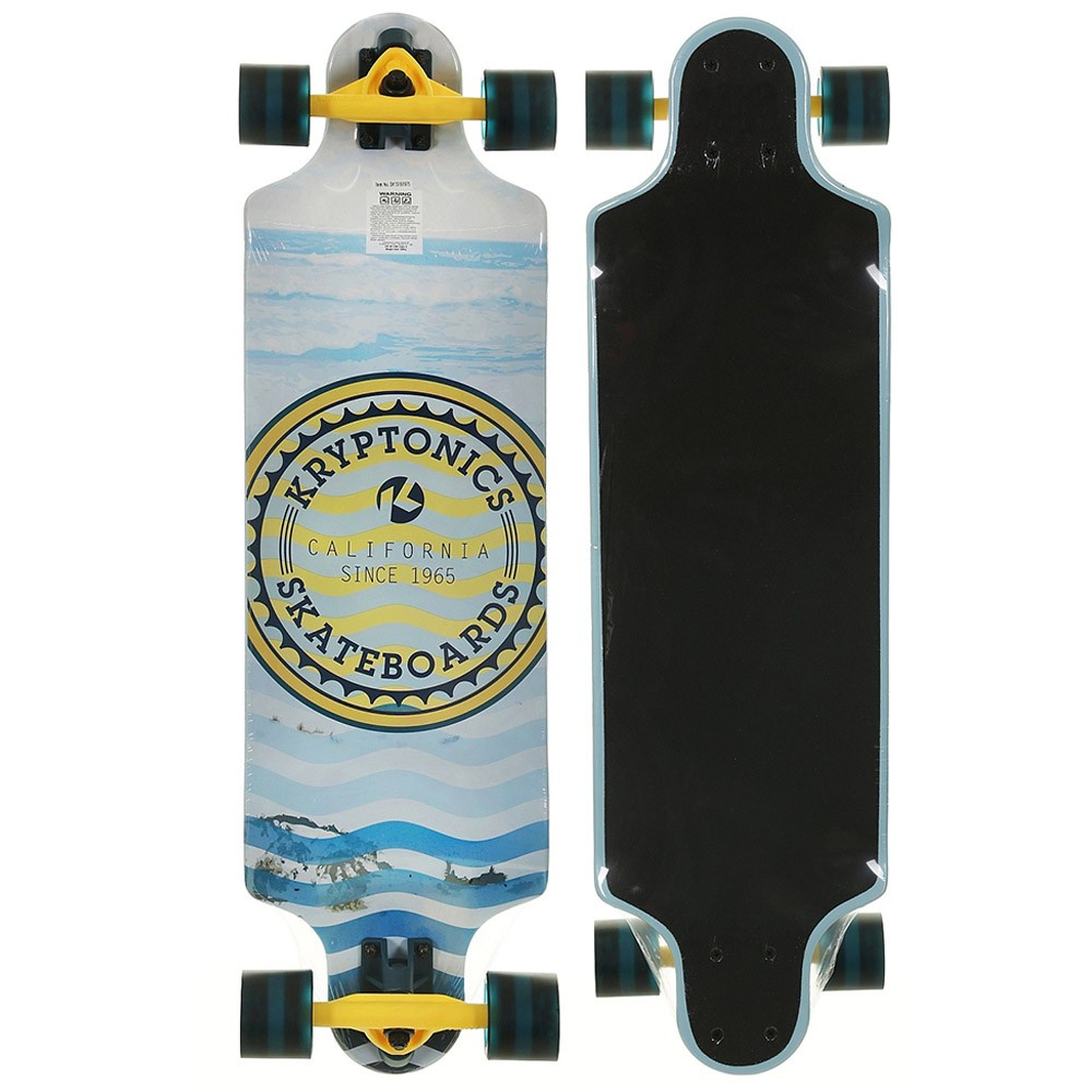 Longboard Kryptonics Heat Waves 32